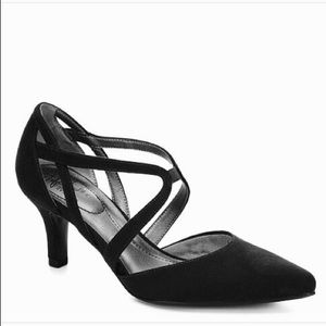 b2378ccd8 Life Stride Shoes - Life Stride Women's Seamless Black Pumps Wide 9 W
